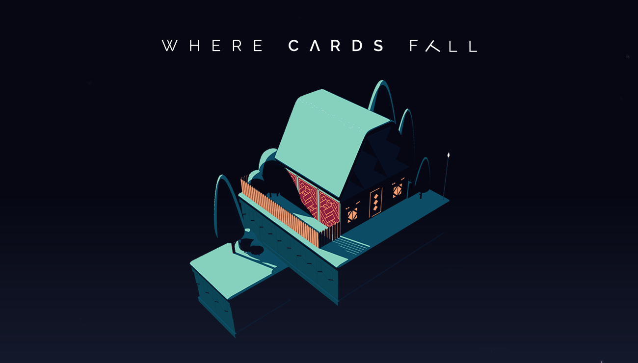 When Cards Fall iPhone iPad